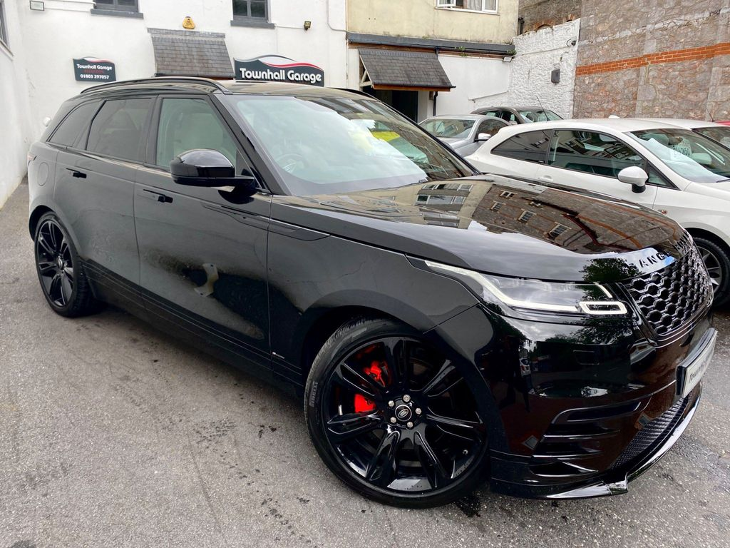 Land Rover Range Rover Velar SUV 3.0 D300 R-Dynamic S Auto 4WD (s/s) 5dr