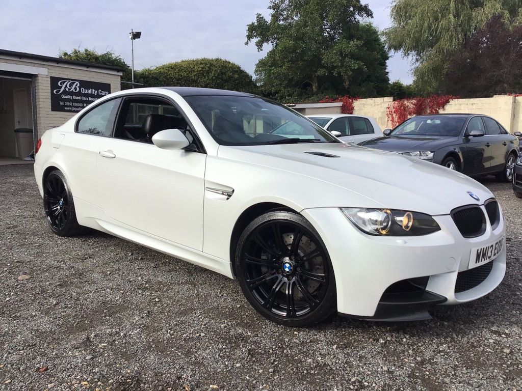 BMW M3 Coupe 4.0 iV8 Limited Edition 500 DCT 2dr