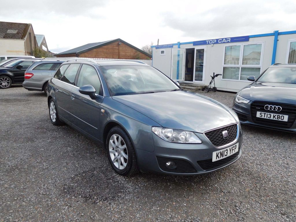 SEAT EXEO Estate 2.0 TDI Ecomotive SE (Tech Pack) (s/s) 5dr