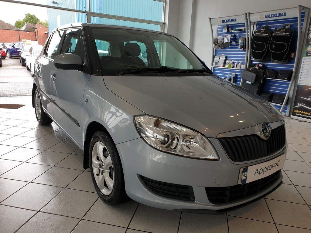 SKODA Fabia Hatchback 1.6 TDI SE 5dr