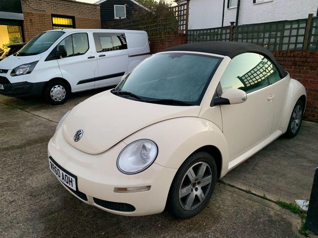 Volkswagen Beetle Convertible 1.9 TDI Cabriolet 2dr