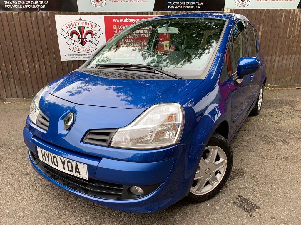 Renault Grand Modus Hatchback 1.2 TCe Dynamique 5dr