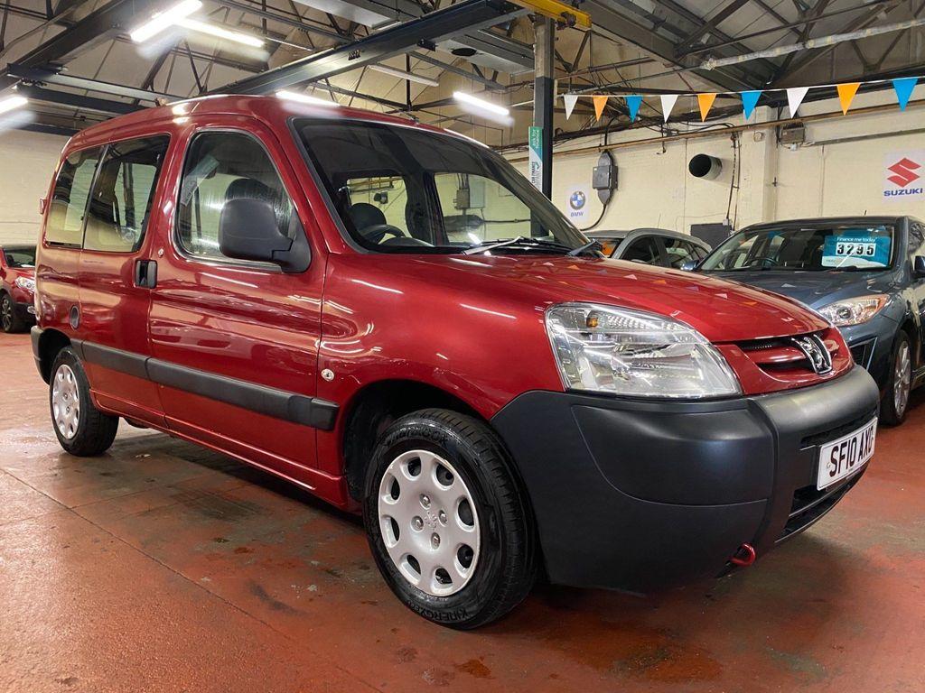Peugeot Partner MPV 1.4 Combi 5dr