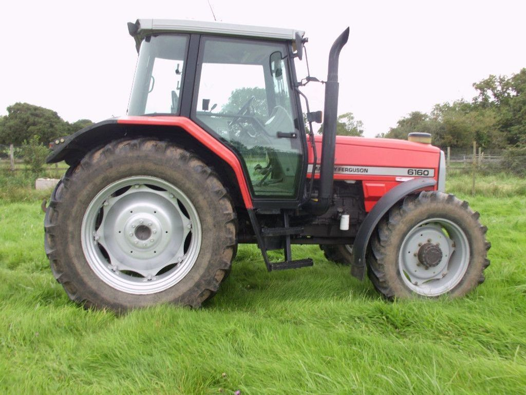 Massey Ferguson 6160 Unlisted