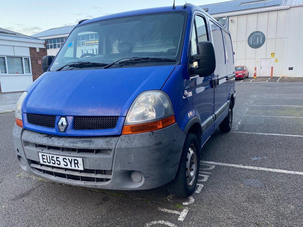 Renault Master Panel Van 2.5 dCi SL33 Panel Van (FWD) 4dr (SWB)