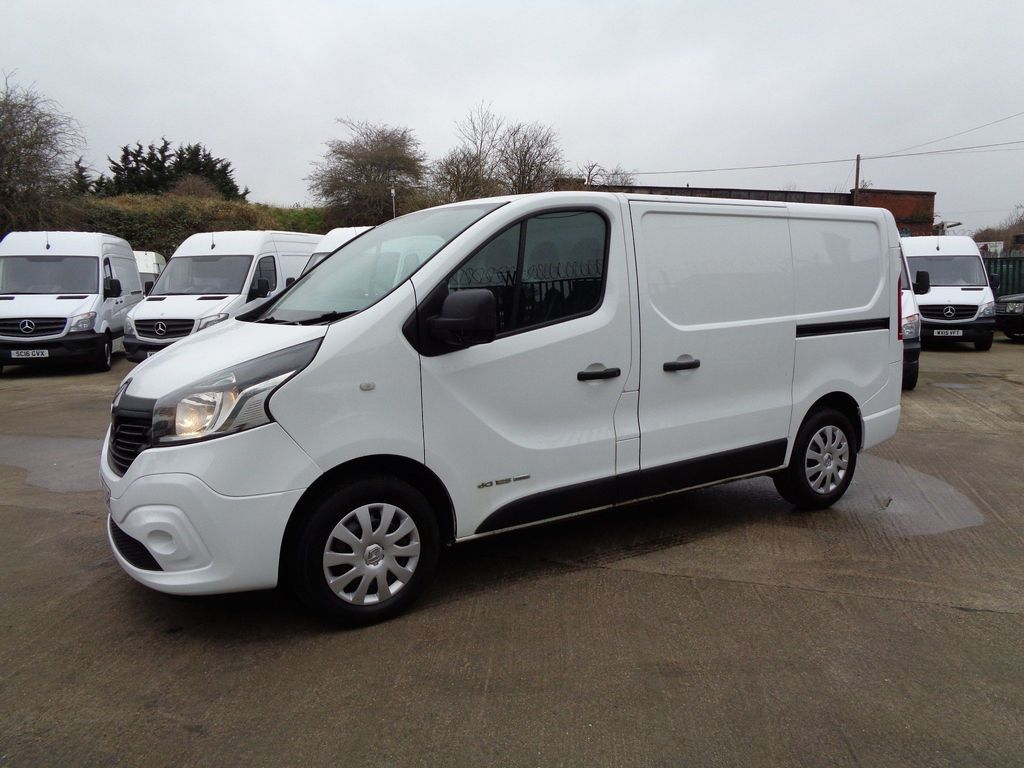 Renault Trafic Panel Van 1.6 dCi ENERGY 29 Business SWB Standard Roof EU6 (s/s) 5dr