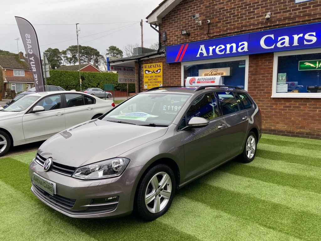 Volkswagen Golf Estate 1.4 TSI BlueMotion Tech Match Edition (s/s) 5dr