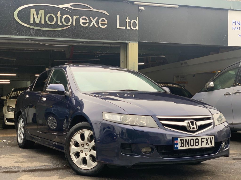 Honda Accord Saloon 2.2 i-CDTi EX 4dr
