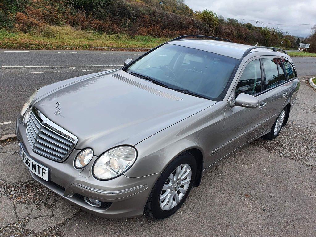 Mercedes-Benz E Class Estate 3.0 E320 CDI Elegance G-Tronic 5dr