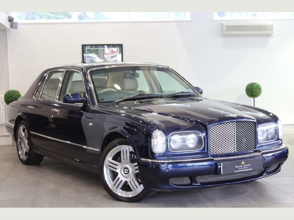 Bentley Arnage Saloon 6.8 R 4dr