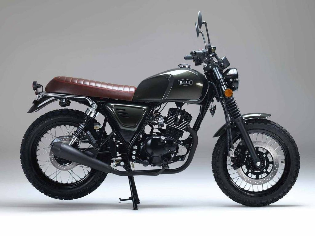 Bullit Motorcycles Bluroc Roadster/Retro