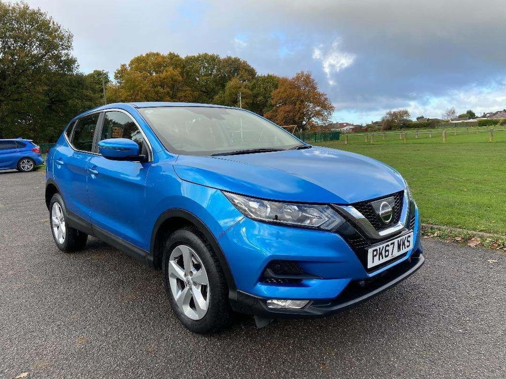 Nissan Qashqai SUV 1.2 DIG-T Acenta XTRON (s/s) 5dr