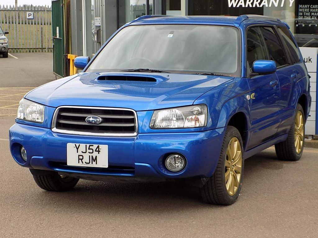 Subaru Forester SUV Forester 2.0XT JDM Automatic