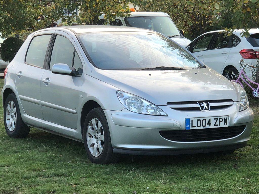 Peugeot 307 Hatchback 1.6 16v S 5dr (a/c)