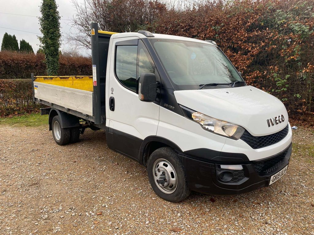 Iveco Unlisted Tipper 35C13