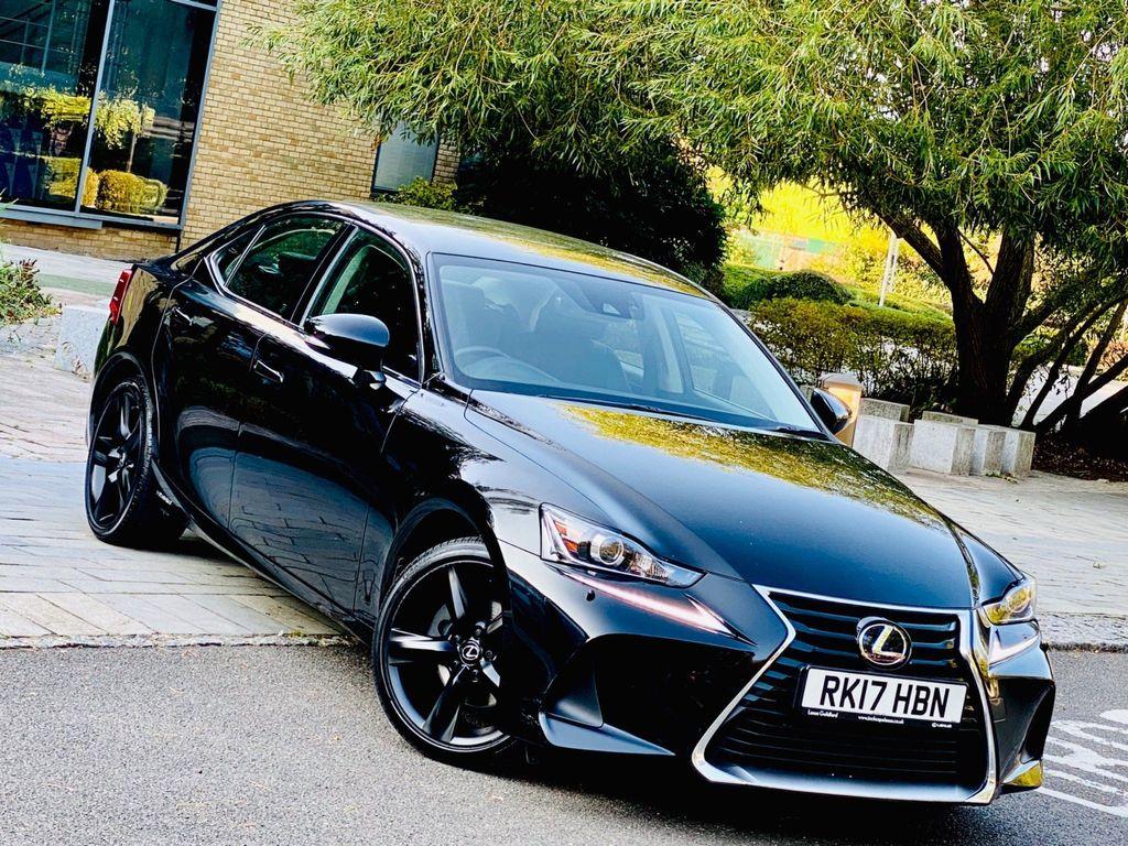 Lexus IS 300 Saloon 2.5 Sport E-CVT (s/s) 4dr
