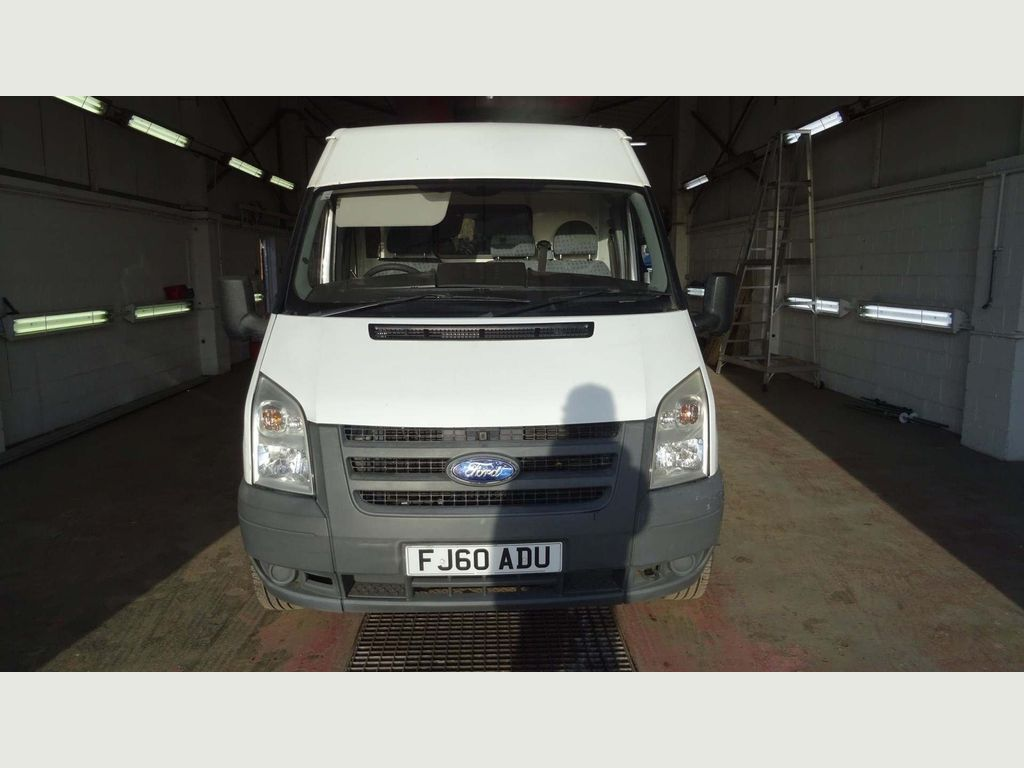 Ford Transit Panel Van 2.4 TDCi 330 MWB Medium Roof Van Duratorq 3dr