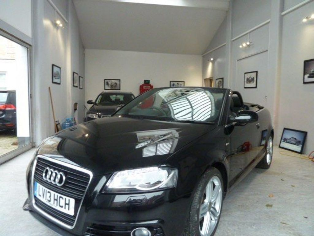Audi A3 Cabriolet Convertible 1.2 TFSI S line Final Edition Cabriolet 2dr