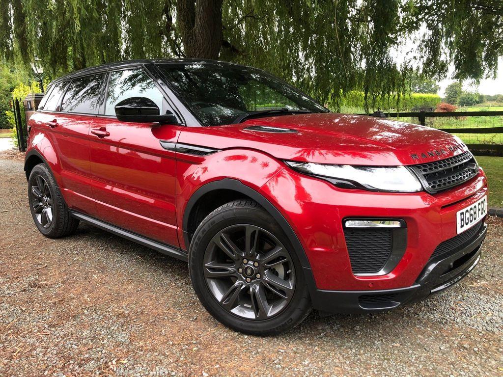 Land Rover Range Rover Evoque SUV 2.0 Si4 Landmark Auto 4WD (s/s) 5dr