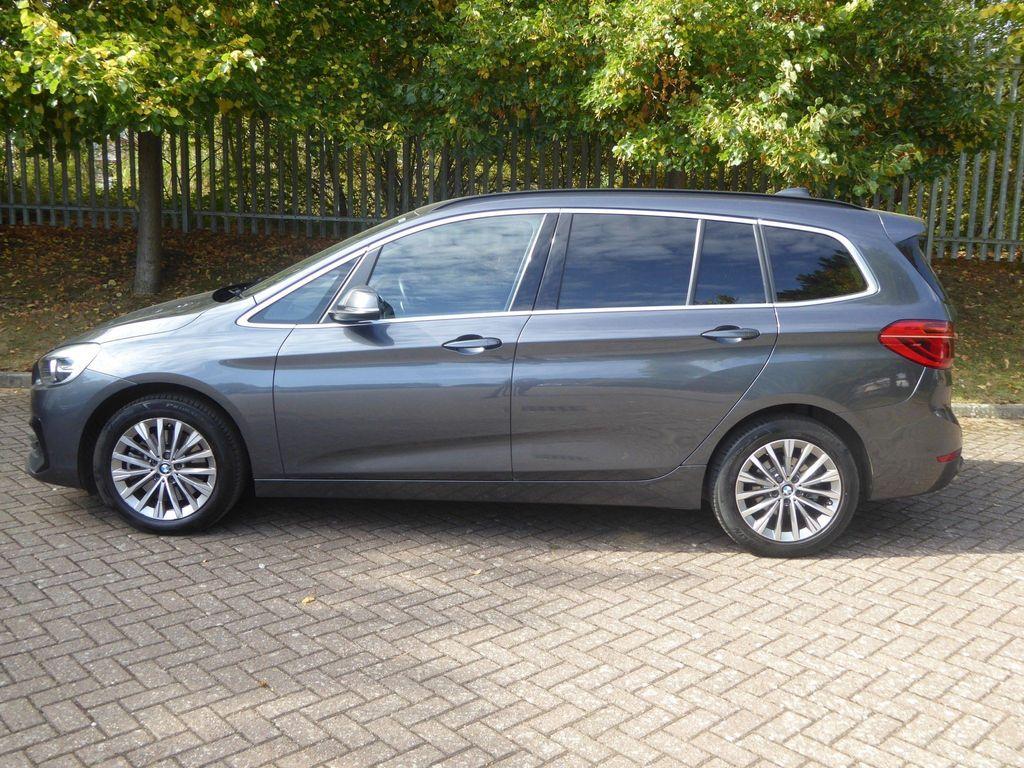 BMW 2 Series Gran Tourer MPV 2.0 218d Luxury Gran Tourer Auto (s/s) 5dr