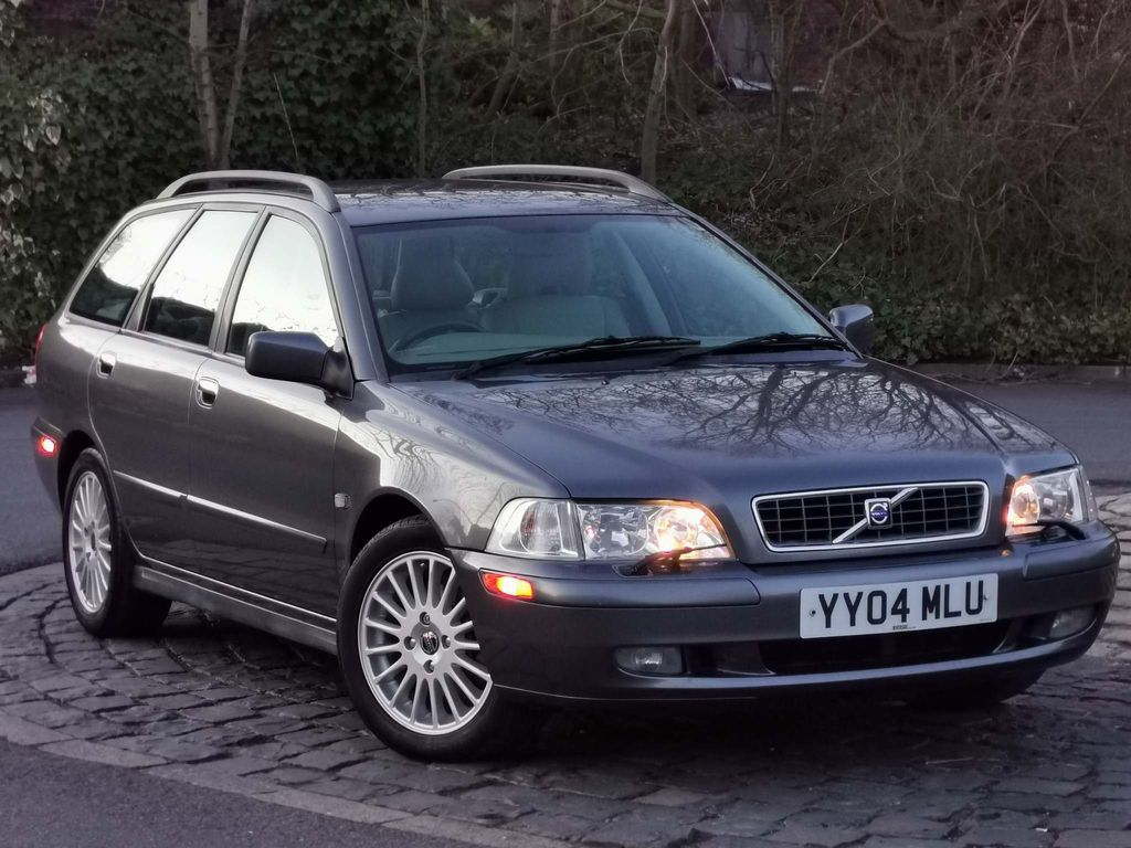 Volvo V40 Estate 1.9 D S 5dr