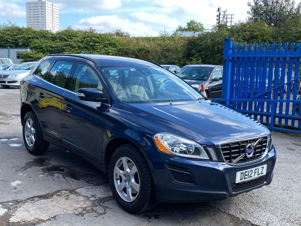 Volvo XC60 SUV 2.0 D3 SE Geartronic (s/s) 5dr