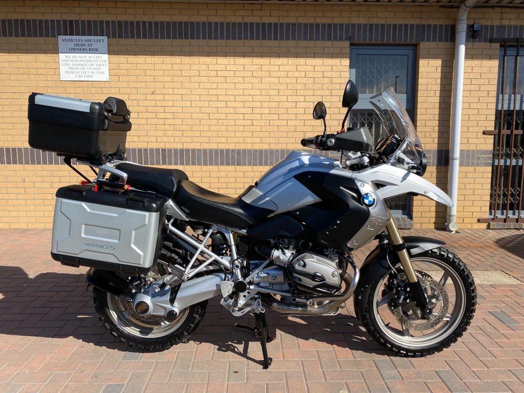BMW R1200GS Adventure 1200 GS