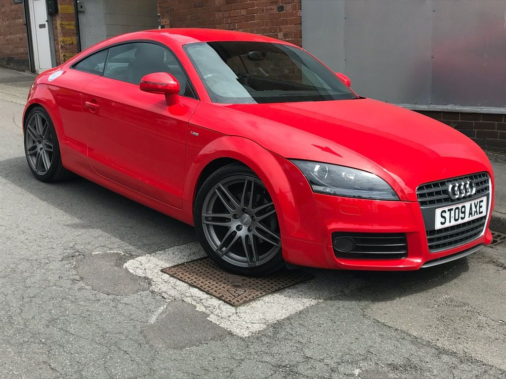Audi TT Coupe 2.0 TFSI S line Special Edition 2dr