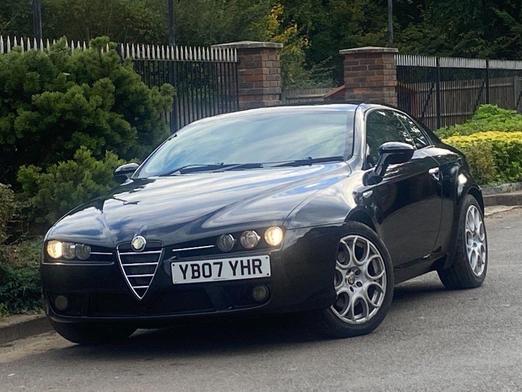 Alfa Romeo Brera Coupe 2.4 JTDM SV 3dr