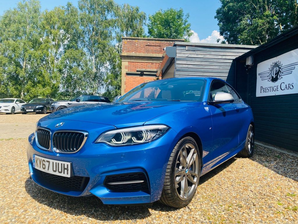 BMW 2 Series Coupe 3.0 M240i Auto (s/s) 2dr