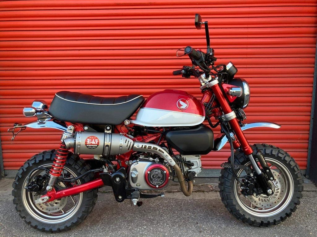 Honda Monkey Naked 125