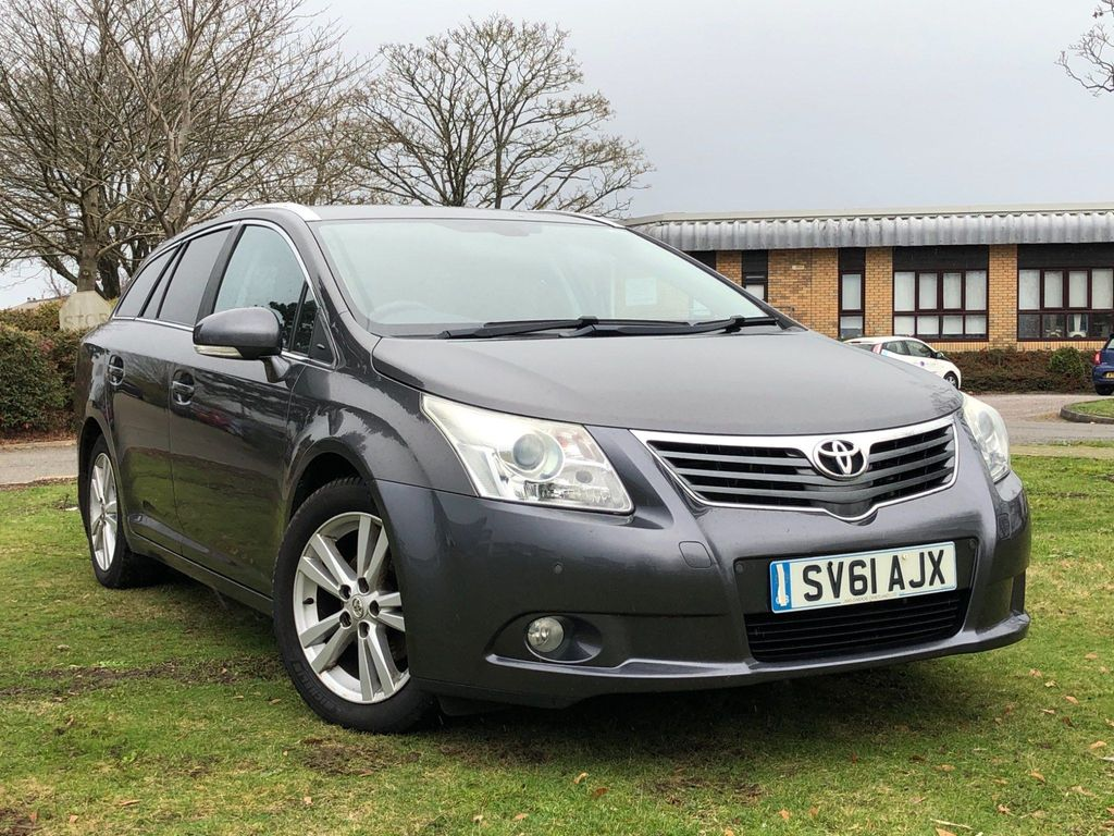 Toyota Avensis Estate 1.8 T4 5dr