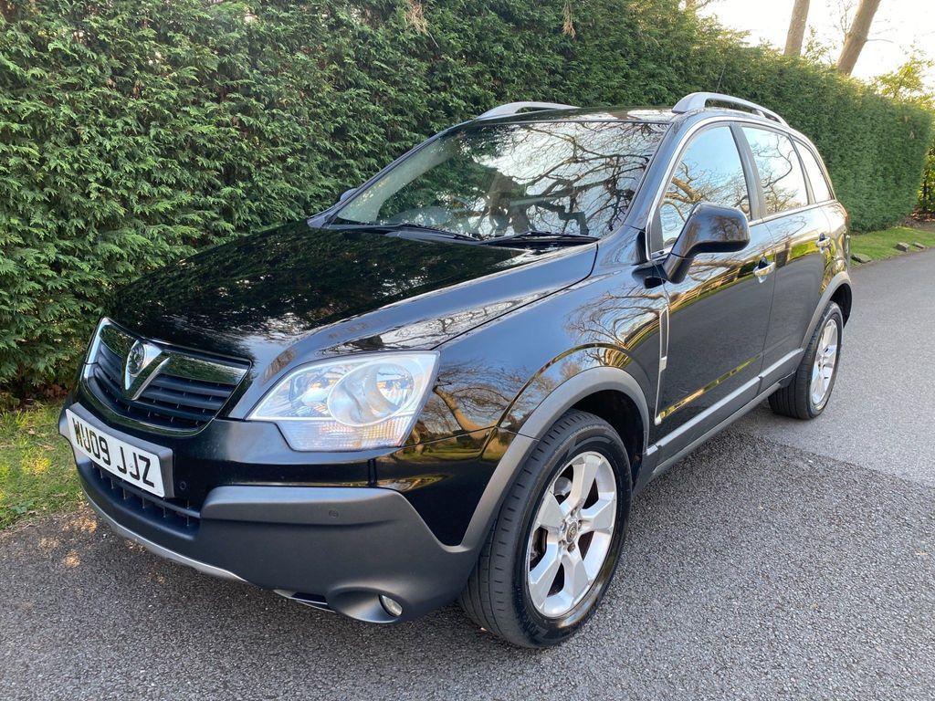 Vauxhall Antara SUV 2.0 CDTi 16v S 5dr