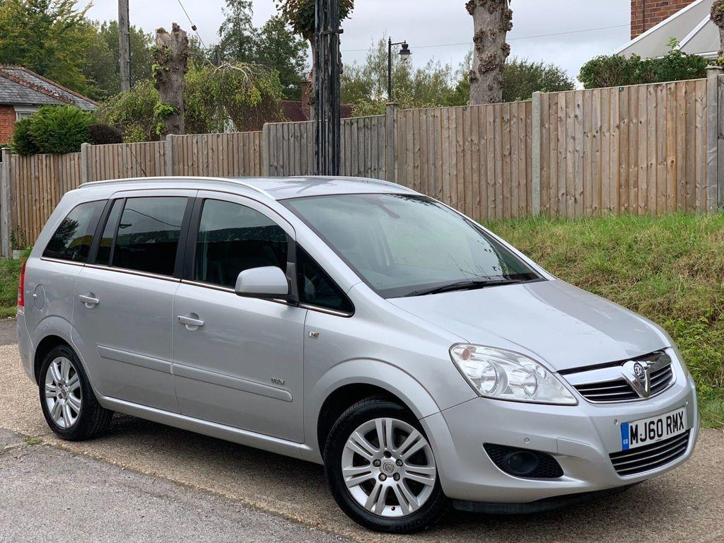 Vauxhall Zafira MPV 1.6 16V Design 5dr