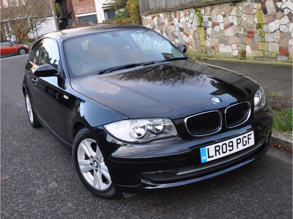 BMW 1 Series Hatchback 2.0 118d SE 3dr
