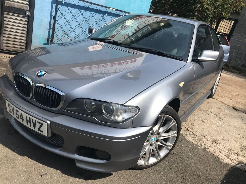 BMW 3 Series Coupe 2.0 318Ci Sport 2dr
