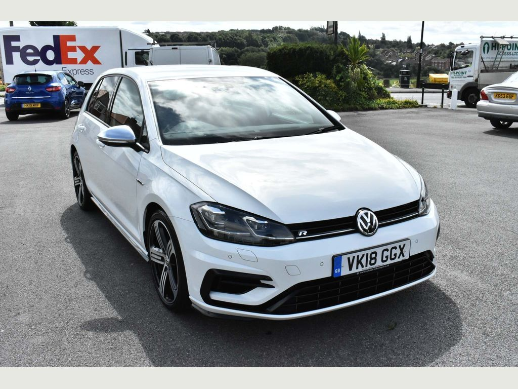 Volkswagen Golf Hatchback 2.0 TSI R 4Motion (s/s) 5dr