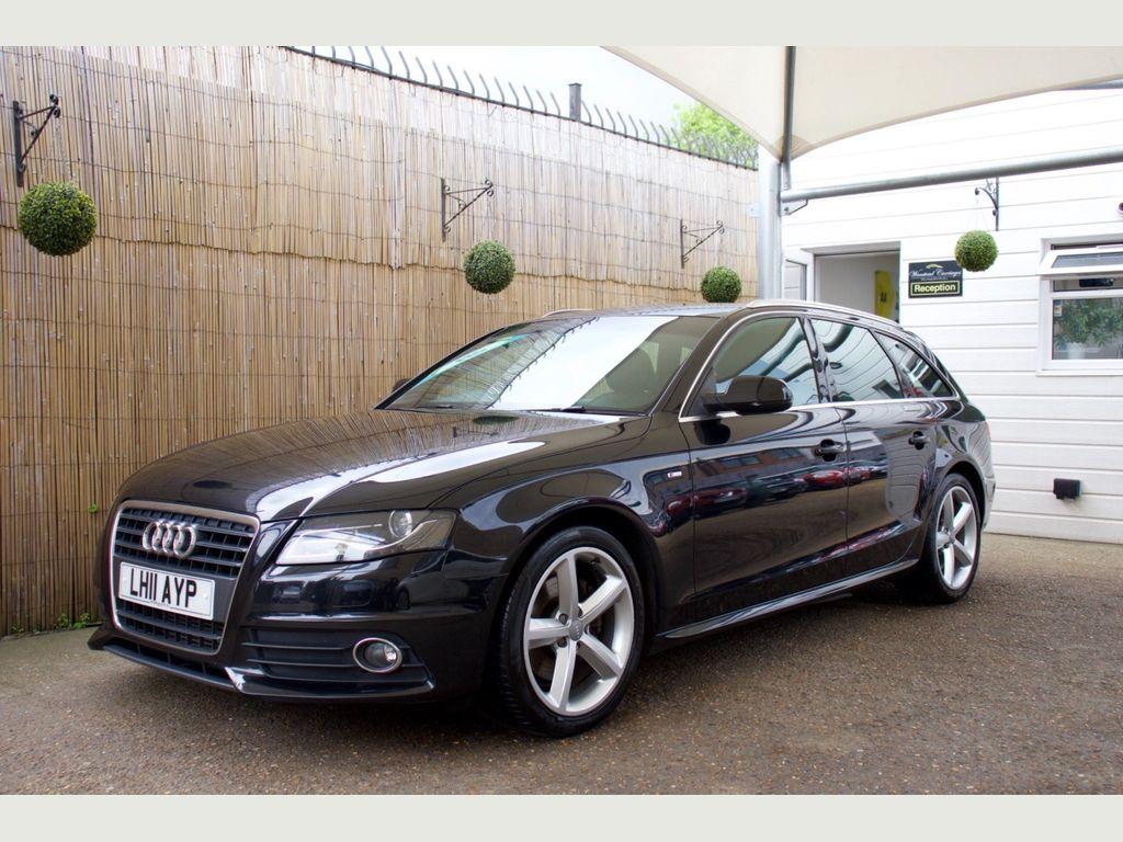 Audi A4 Avant Estate 1.8 TFSI S line 5dr