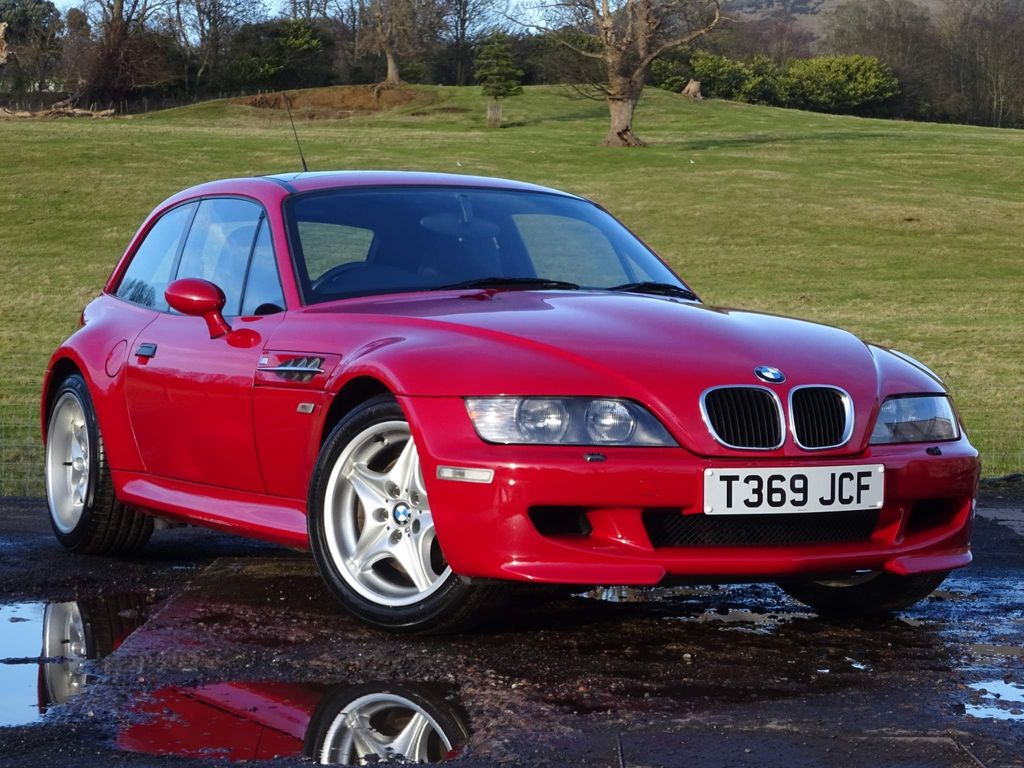 BMW Z3 M Coupe 3.2 2dr
