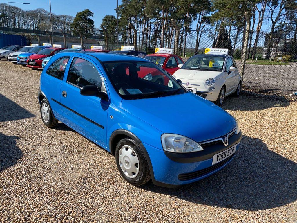 Vauxhall Corsa Hatchback 1.2 i 16v Club 3dr