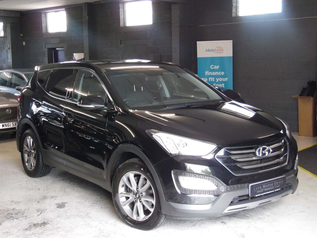 Hyundai Santa Fe SUV 2.2 CRDi Style 4WD 5dr (7 seats)