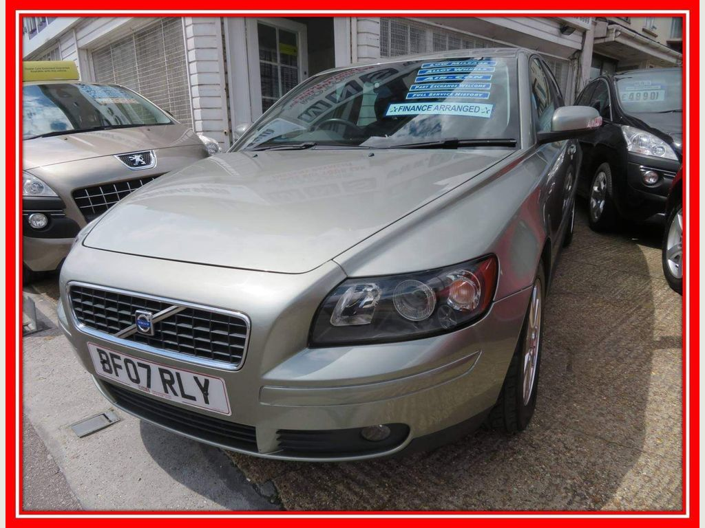 Volvo S40 Saloon 1.8 S 4dr