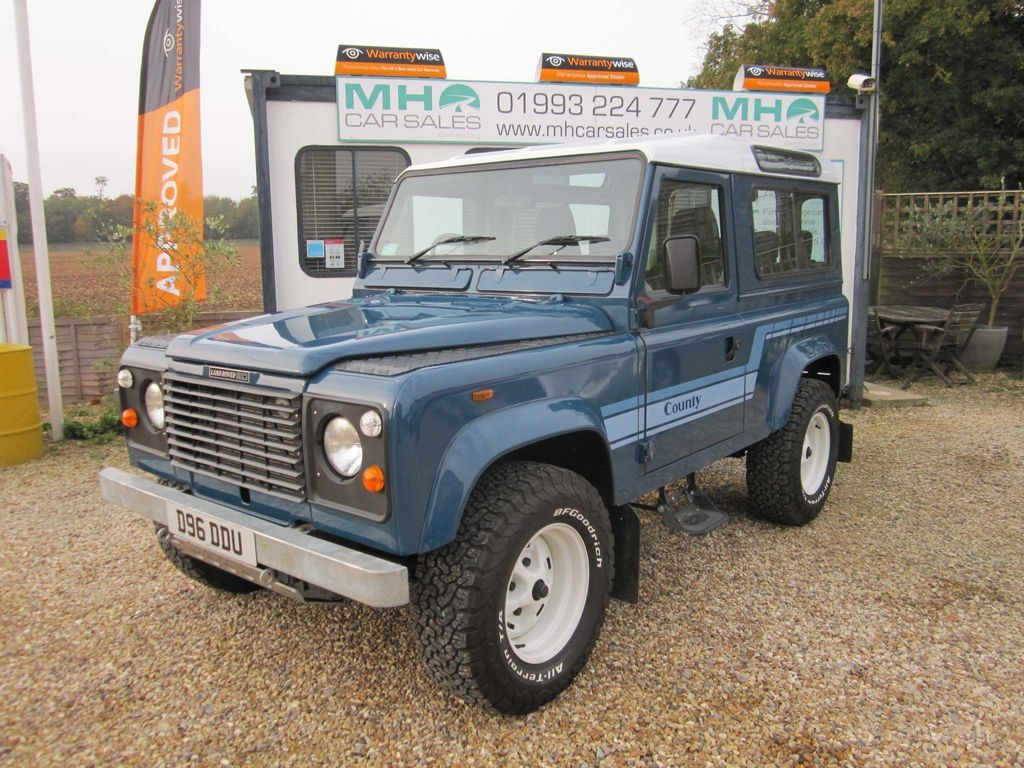 Land Rover 90 SUV 3.5 County Station Wagon