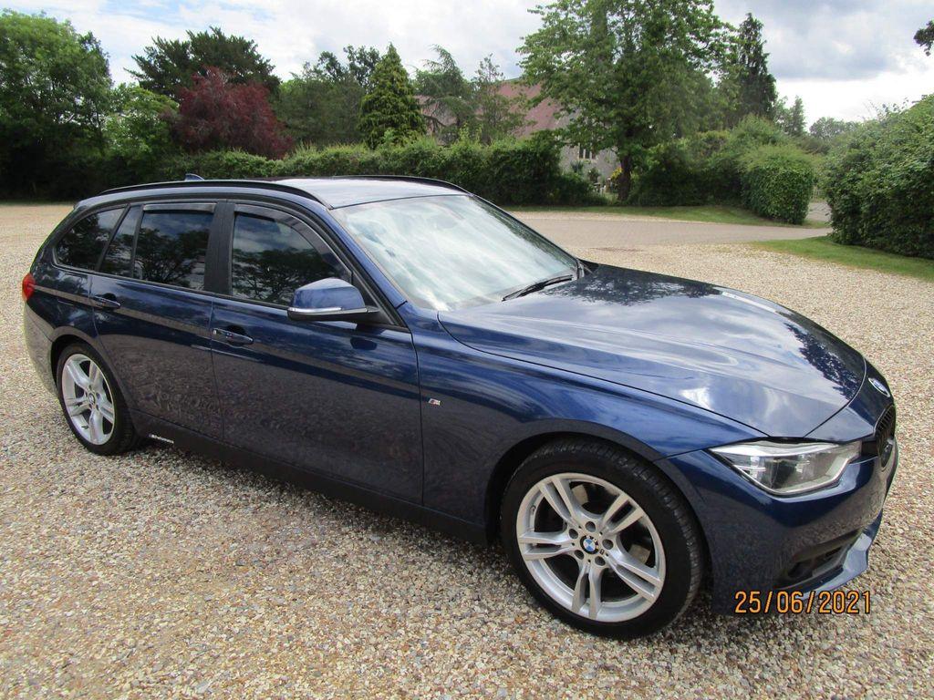 BMW 3 Series Estate 3.0 330d Luxury Touring Auto xDrive (s/s) 5dr