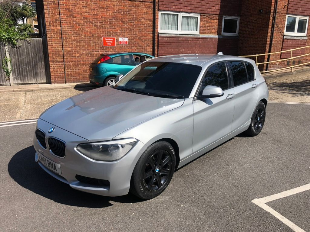 BMW 1 Series Hatchback 2.0 116d ES Sports Hatch 5dr
