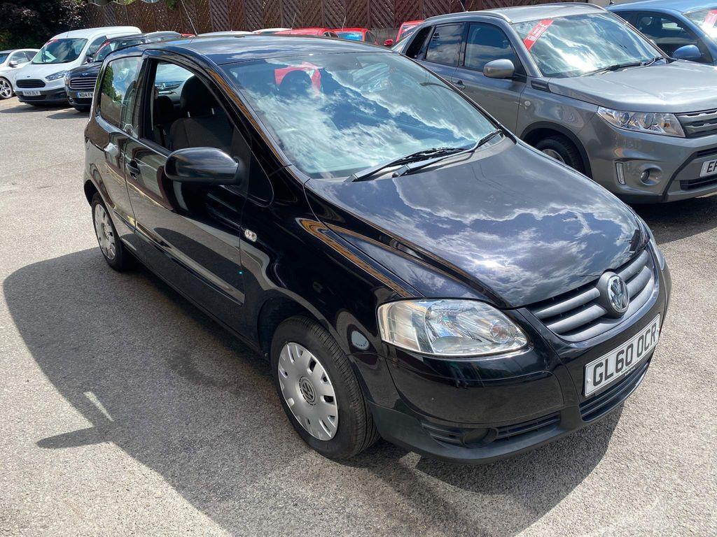 Volkswagen Fox Hatchback 1.2 6V 3dr