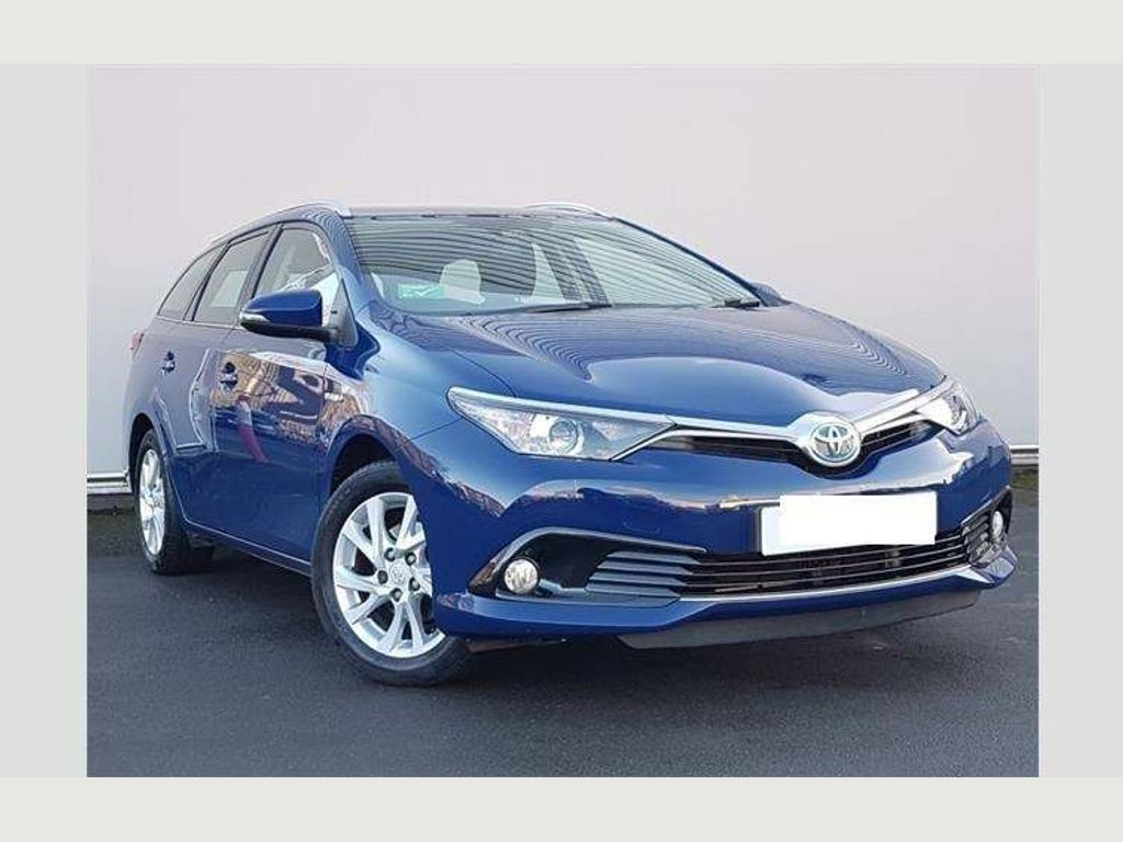 Toyota Auris Estate 1.2 VVT-i Icon Touring Sports CVT (s/s) 5dr