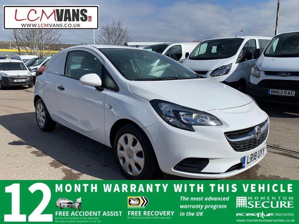Vauxhall Corsa Van Panel Van 1.3 CDTi 16v L1H1 Panel Van 3dr (EU6)