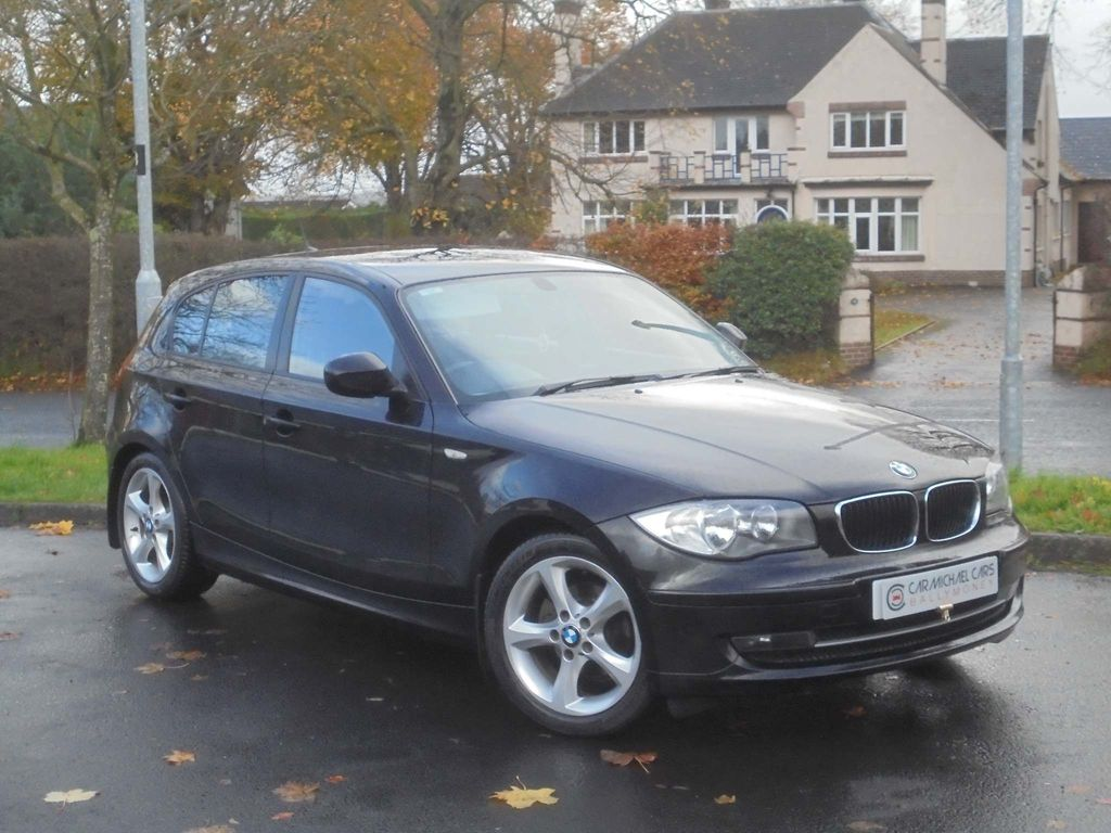 BMW 1 Series Hatchback 2.0 116d Sport 5dr