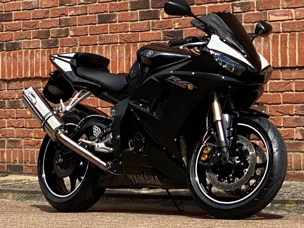 Yamaha R6 Super Sports 600